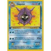 Cloyster 32/62 1. Edition (english)