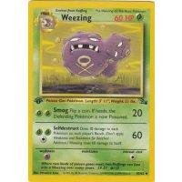 Weezing 45/62 1. Edition (english)