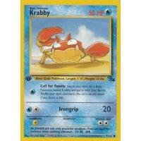 Krabby 51/62 1. Edition (english)