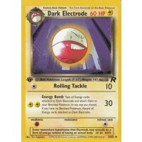 Dark Electrode 34/82 1. Edition (english)