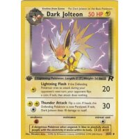 Dark Jolteon 38/82 1. Edition (english)