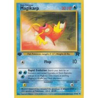 Magikarp 47/82 1. Edition (english)
