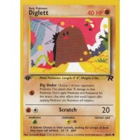 Diglett 52/82 1. Edition (english)