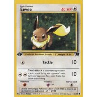 Eevee 55/82 1. Edition (english)