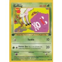 Koffing 58/82 1. Edition (english)