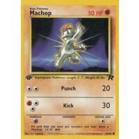 Machop 59/82 1. Edition (english)