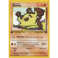 Mankey 61/82 1. Edition (english)