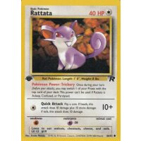 Rattata 66/82 1. Edition (english)