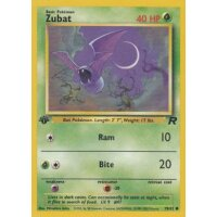 Zubat 70/82 1. Edition (english)