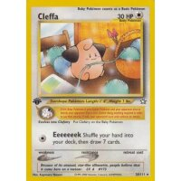 Cleffa 20/111 1. Edition (english)