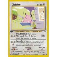 Clefairy 30/111 1. Edition (english)