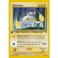Chinchou 55/111 1. Edition (english)