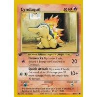 Cyndaquil 57/111 1. Edition (english)
