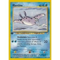 Mantine 64/111 1. Edition (english)