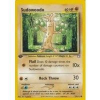 Sudowoodo 77/111 1. Edition (english)