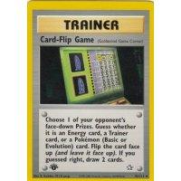 Card-Flip Game 92/111 1. Edition (english)