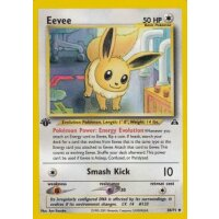 Eevee 38/75 1. Edition (english)