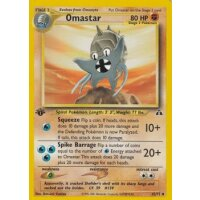 Omastar 43/75 1. Edition (english)