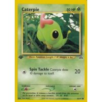 Caterpie 53/75 1. Edition (english)