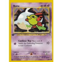 Natu 59/75 1. Edition (english)