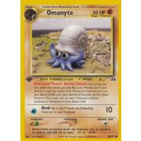 Omanyte 60/75 1. Edition (english)