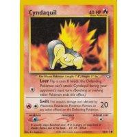 Cyndaquil 56/111 BESPIELT