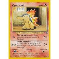 Cyndaquil 57/111 BESPIELT