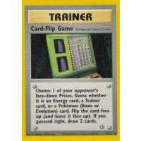 Card-Flip Game 92/111 BESPIELT