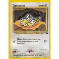 Dunsparce 54/75 BESPIELT