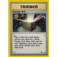 Energy Ark 75/75 BESPIELT