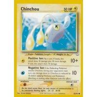 Chinchou 42/64 BESPIELT