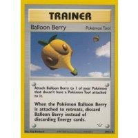 Balloon Berry 60/64 BESPIELT