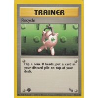 Recycle 61/62 1. Edition (english) BESPIELT