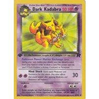 Dark Kadabra 39/82 1. Edition (english) BESPIELT