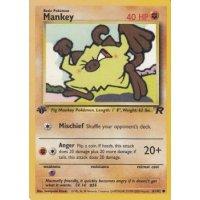 Mankey 61/82 1. Edition (english) BESPIELT