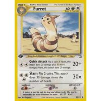 Furret 35/111 1. Edition (english) BESPIELT