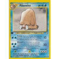 Piloswine 44/111 1. Edition (english) BESPIELT