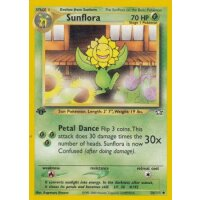 Sunflora 50/111 1. Edition (english) BESPIELT