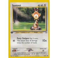 Sentret 71/111 1. Edition (english) BESPIELT