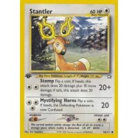 Stantler 76/111 1. Edition (english) BESPIELT