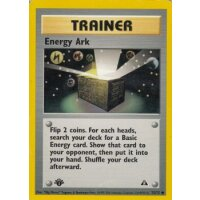Energy Ark 75/75 1. Edition (english) BESPIELT
