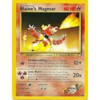 Blaines Magmar 37/132 BESPIELT