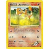 Blaines Charmander 61/132 BESPIELT