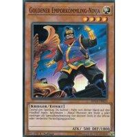 Goldener Emporkömmling-Ninja