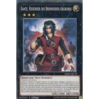 Dante, Reisender des Brennenden Abgrunds