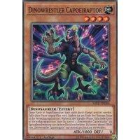 Dinowrestler Capoeiraptor