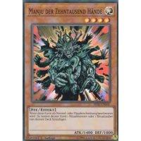 Manju der Zehntausend Hände