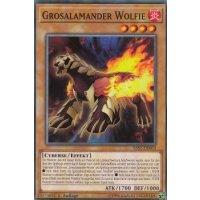 Grosalamander Wolfie
