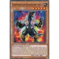 Dinowrestler Kampfkunst-Anga