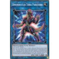 Dinowrestler Terra Parkourio